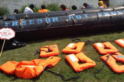 Ferries not Frontex