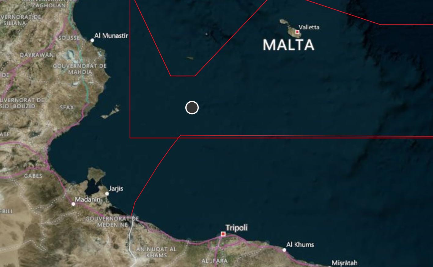 Maltese Coast Guard Violates International Maritime Law